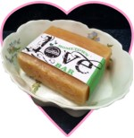 Hometown Bicycles Love Bar all natural soaps