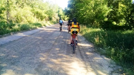 Hometown Bicycles Gravel Grinding 101 Shop Ride