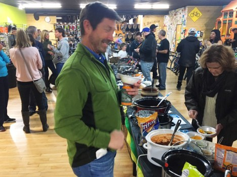 Hometown Bicycles 3rd Annual Chili Cook-Off