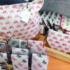 LPbyLP hand-printed, hand-sewn purses at Hometown Bicycles
