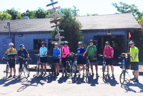 Hometown Bicycles Thursday A.M. Social Ride