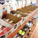 Gu and athlete nutrition