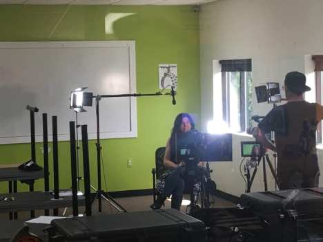 Leslie Barrett interviewed by FHL Bank