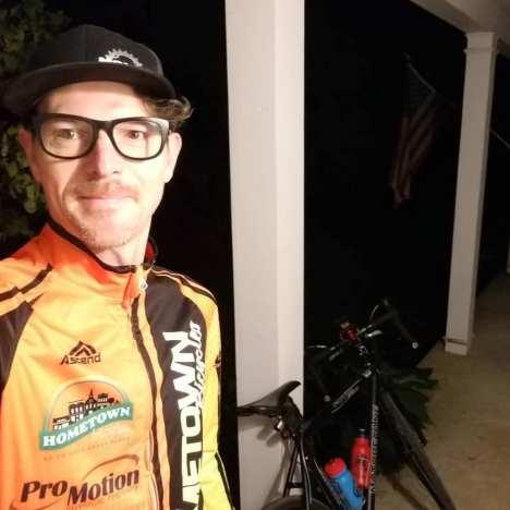 Neal Glazebrook 2019 Tour de Livingston