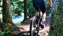Mountain Biking in Michigan's Upper Peninsula