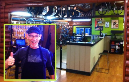 "Hometown Bicycles of Whitmore Lake - Ready to rock and roll with Dan ""CycloDan"" Tribble"