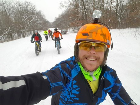 Hometown Bicycles Fat Bike Friendly Shop Ride with Jacob Henriksen