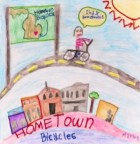 Marley Simpson's entry to the Jr. Hometownie T-Shirt Contest