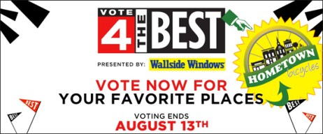 Vote 4 the Best competition 2017