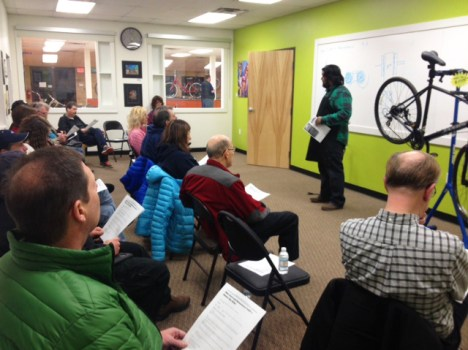 Hometown Bicycles Bike Care and Maintenance Clinic Part I with Shaun Bhajan
