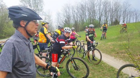 Hometown Bicycles Gravel Grinding 101 shop ride with CycloDan Tribble