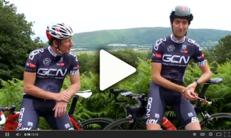 Global Cycling Network video - Top 10 Ways to Motivate Yourself