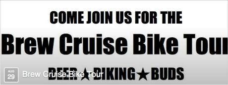 Brew Cruise Bike Tour