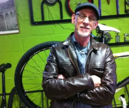 """Dan """"CycloDan"""" Tribble of Hometown Bicycles"""