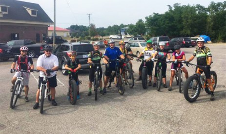 Hometown Bicycles Exploring Trails Mountain Bike Ride