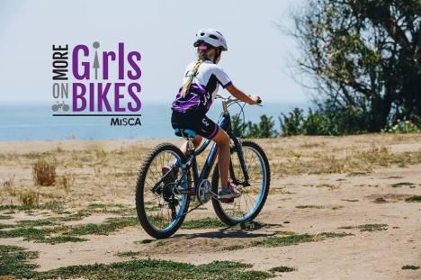 MiSCA More Girls on Bikes