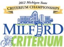 2012 Milford Criterium Michigan State Championship
