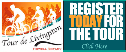 Register NOW for the Tour de Livingston