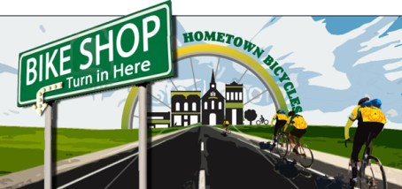 Hometown Bicycles - Your dream bicycle shop