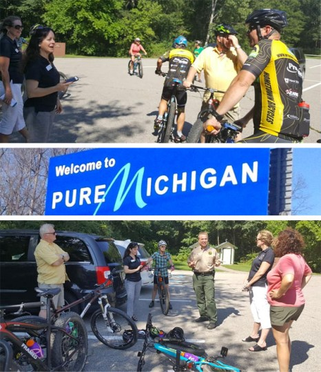 Hometown Bicycles partners up with Pure Michigan on trail reviews