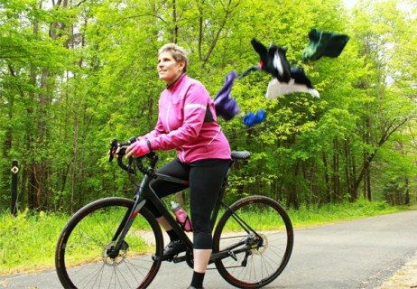 Team Hometown Bicycles' Sarah Dudley-Short on her Jamis
