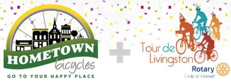Tour de Livingston Party Ride with Shaun