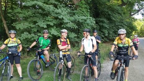 "Hometown Bicycles Gravel Grinding 101 shop ride with Dan ""CycloDan"" Tribble"