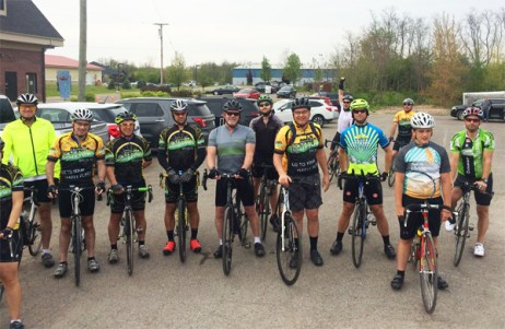 Hometown Bicycles' famous Hammerfest and Son of Hammerfest shop ride