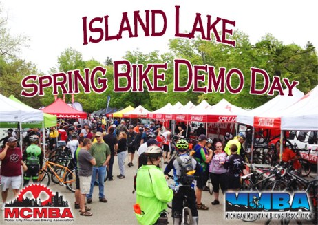 Island Lake Spring Bike Demo Day