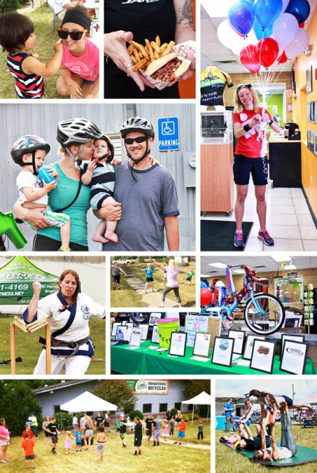Hometown Bicycles 1st Annual July Jubilee and Sale