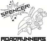 Spencer Elementary Roadrunners logo