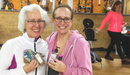 Hometownies at Hometown Bicycles Ladies Night Out: Spring Edition