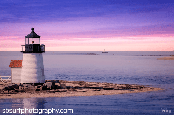Brant Point Lighthouse Photo Location by Doug Golupski