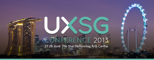 UXSG Conference 2013