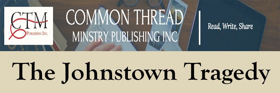 My Mistake: I forgot the Discount Code! [Your Order Pre-Release Special] The Johnstown Tragedy