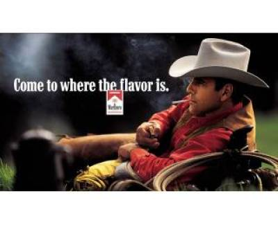 Come to where the flavor is.