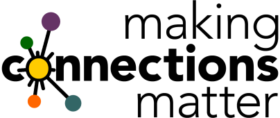Register today for the Making Connections Matter webcasts! http://bit.ly/MCMreg