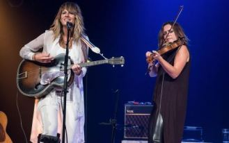 Madison Violet headlines the 2017 Blue Sky Folk Festival evening show.
