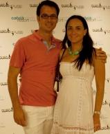 Gloria Rodriguez & Daniel Arenas from mallorcasite.com