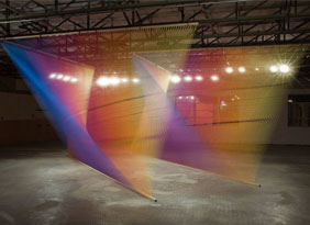 """The Density of Light"", de Gabriel Dawe"