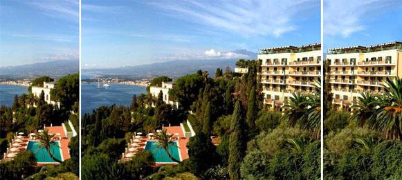 Grand Hotel San Pietro, Sicília