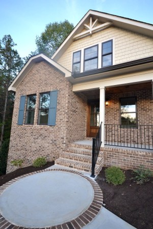 Woodmeer Parade Home Exterior