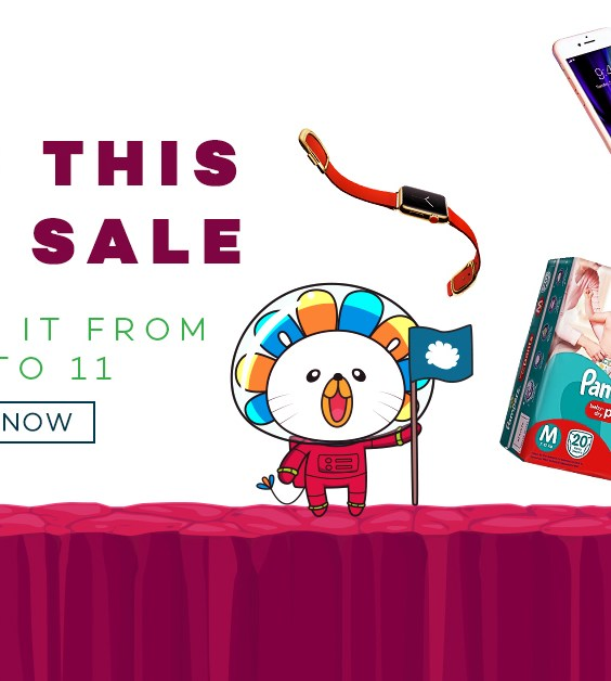 Online Revolution Sale 2017