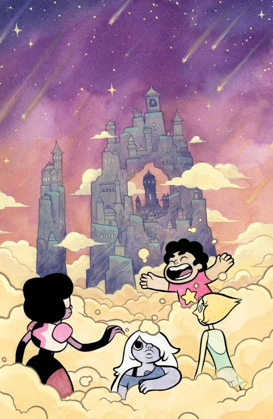 Steven Universe #6 Cover A by Tait Howard