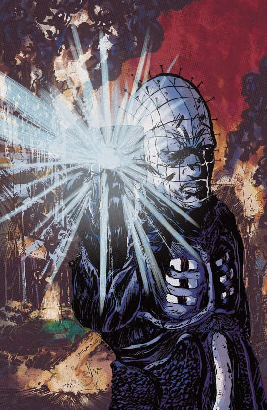 Clive Barker's Hellraiser: Bestiary #6 Cover B by Matt Battaglia