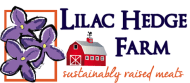 Lilac Hedge Logo
