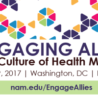 Engaging Allies in the Culture of Health Movement