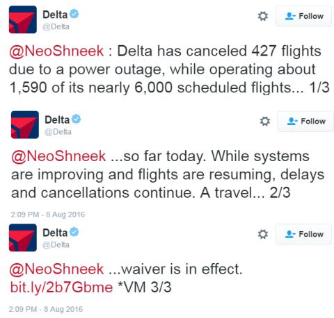 Delta System Meltdown