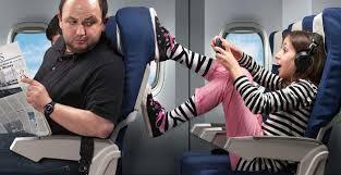 Top 5 Annoying Seatmates