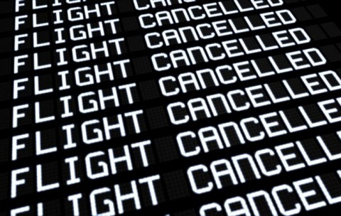 Most delayed airports for summer travel